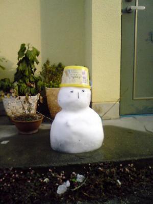 雪だるま2008-1
