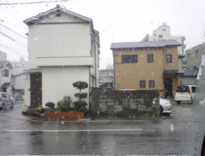 吹雪き?2008