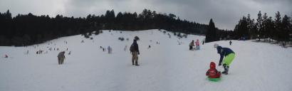 雪遊び2008~14