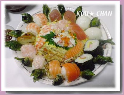 手毬寿司2008.2-03