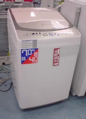 洗濯機だよ