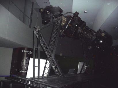 科学館ー初代プラネタリウム