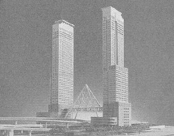 幻のゲートタワーホテル大阪