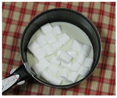 豆乳ババロア05