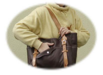 プリモさんの手作りバッグ01