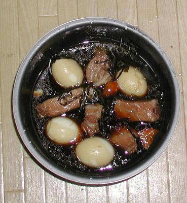 炊飯器で~蓋の角煮04