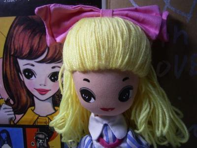 内藤ルネのアリス人形-3