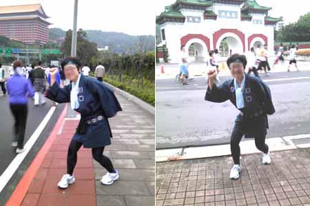 台北マラソン2009