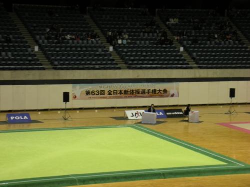 国立代々木体育館