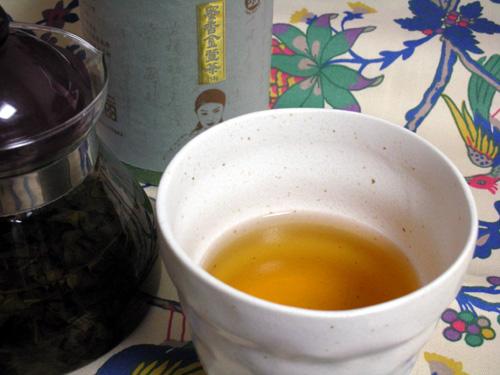 蜜香金萱茶