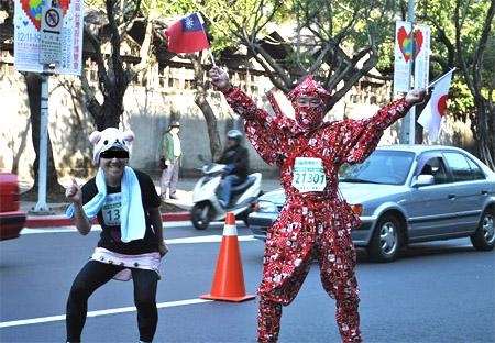 2010富邦台北マラソン