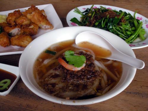 赤崁擔仔麺(担仔麺)