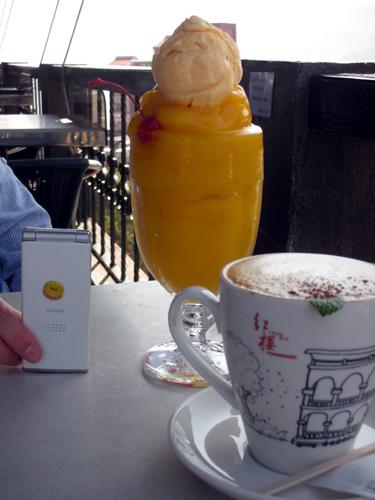 淡水紅樓咖啡館 red3cafe