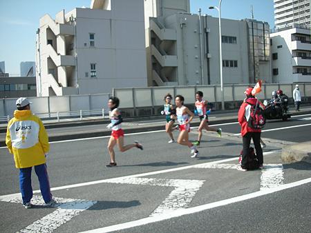 東京マラソン2011