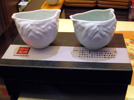 台灣民窯-台灣造型杯