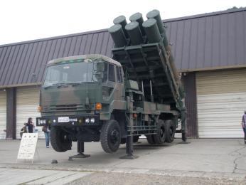 展示_88式地対艦誘導弾2