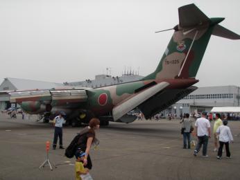 C-1入間基地 航空支援集団第2輸送航空隊第402飛行隊_2.JPG