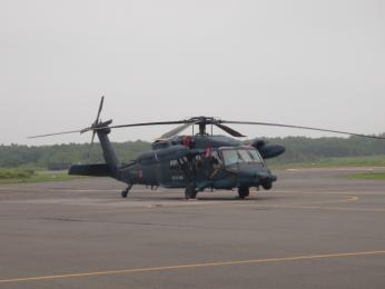 UH-60J洋上迷彩