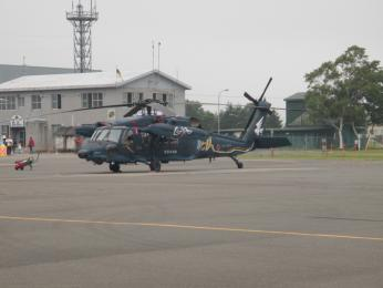 UH-60J千歳救難隊特別塗装