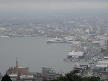 函館山5合目から2