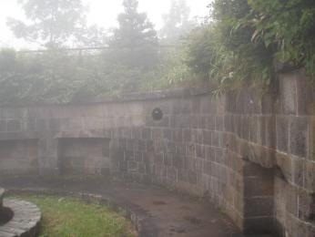御殿山第二砲台跡2