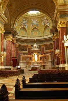 聖イシュトヴァーン大聖堂中