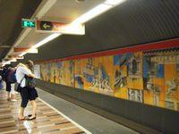 ブダ地下鉄