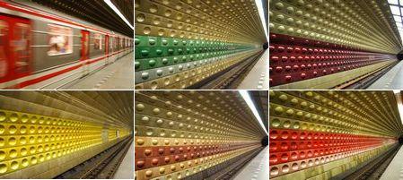 チェコ地下鉄