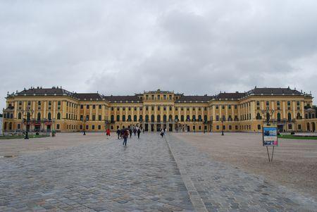 シェーンブル宮殿1