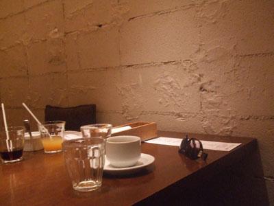 代官山 レストラン COLOR 個室