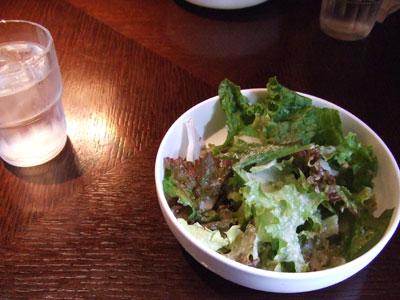 P.C.A. Pub Cardinal Akasaka(パブカーディナルアカサカ) サラダ