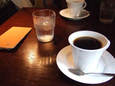 P.C.A. Pub Cardinal Akasaka(パブカーディナルアカサカ) コーヒー