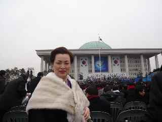 韓国の国会議事堂