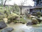 甲斐本家の庭