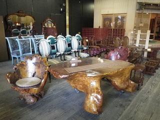 木香館の家具