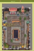 聖獣城北町MAP