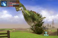 巨大カエル空を飛ぶ