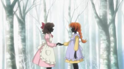 アンとダイアナは秘密の場所で永遠の友情を誓う場面があって…