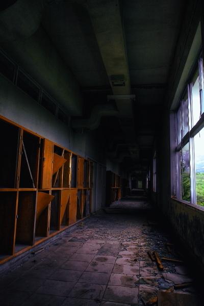 松尾 廊下