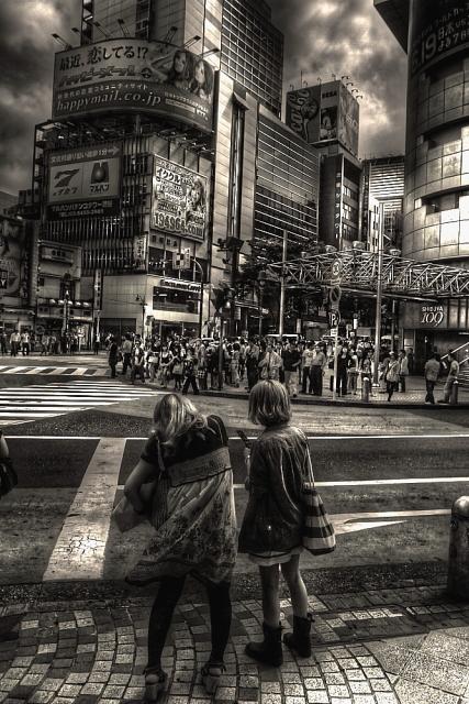 渋谷のぎゃる