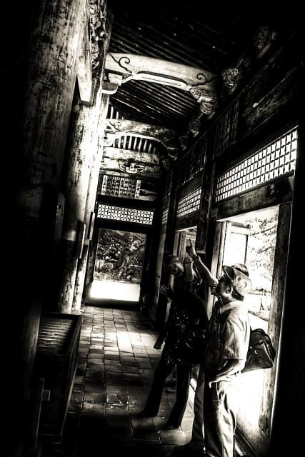 鎌倉内部見学