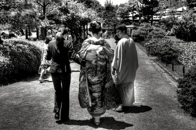 三溪園 結婚式