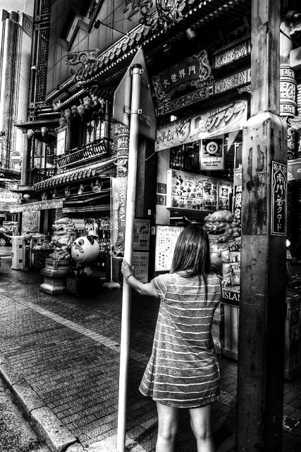 平日の中華街5