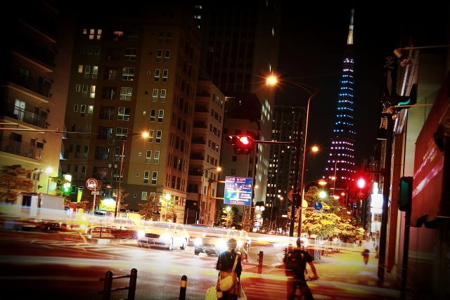 東京タワーと僕