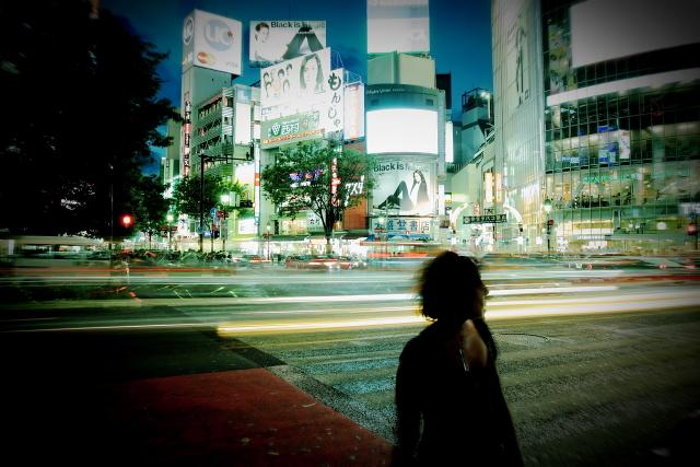 緑色渋谷ブログ