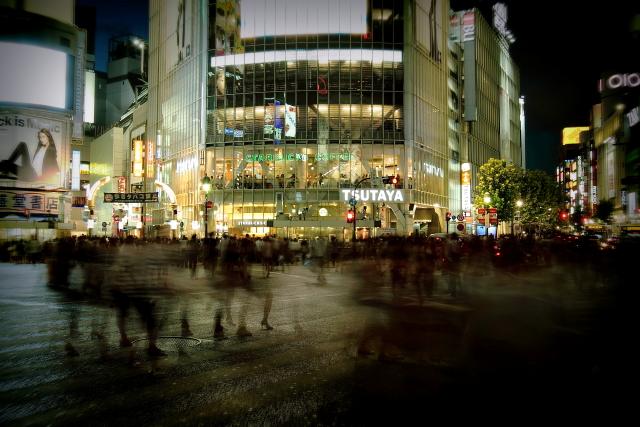 残像渋谷ブログ