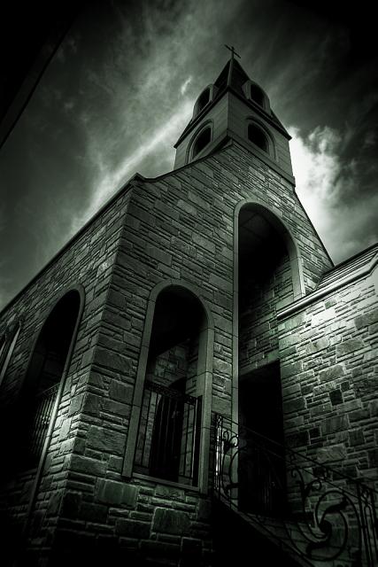 六本木 教会 b