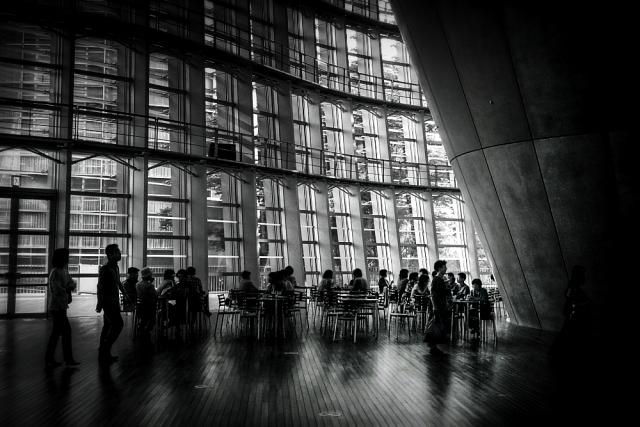 新国立美術館。