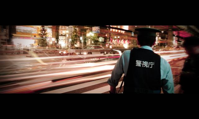 麻布警察24時。2