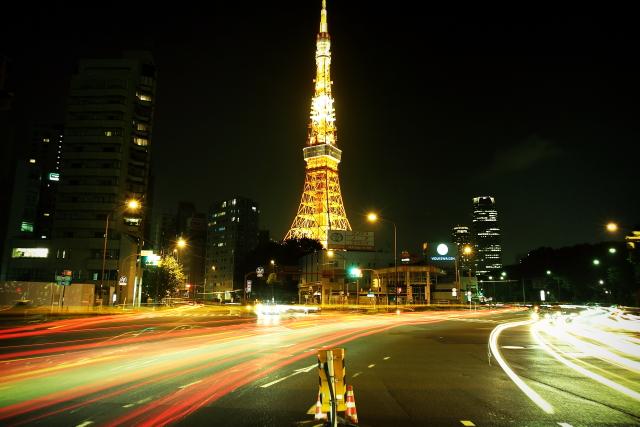 11月の東京タワー B